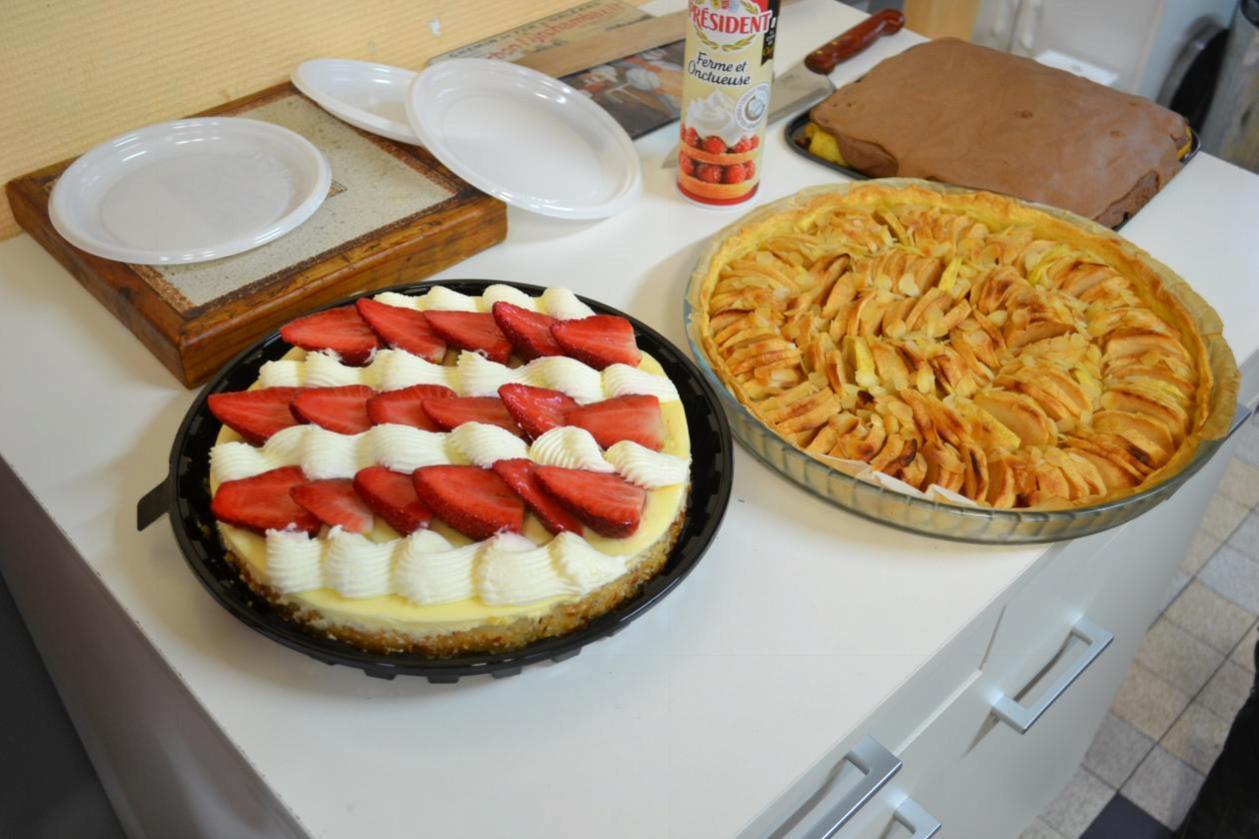 Y a bon le gâteau