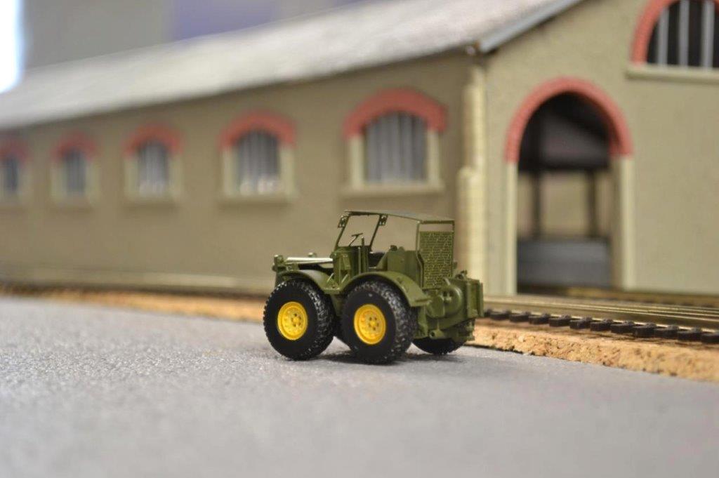Le CR 8 version armée du Génie