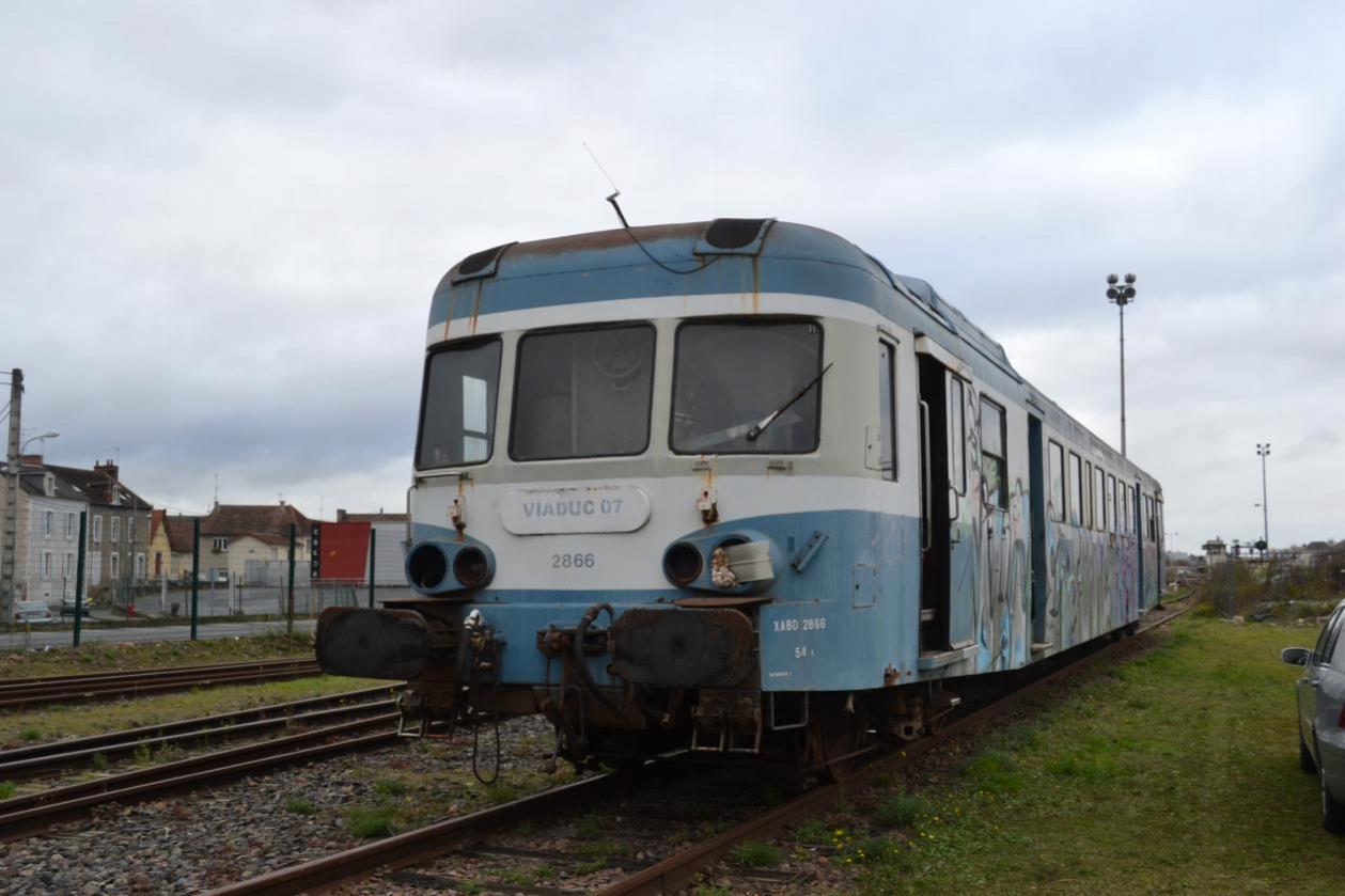 Le X 2866 se dépouille de mercredi en mercredi