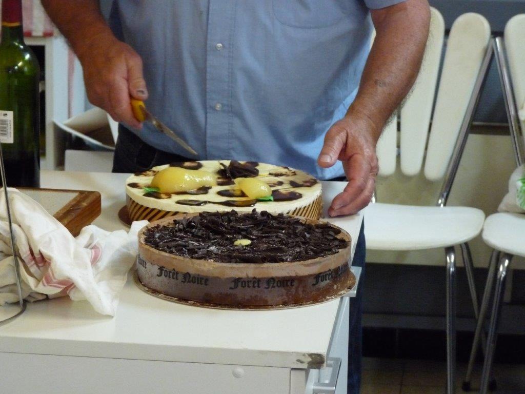 l'incontournable gâteau