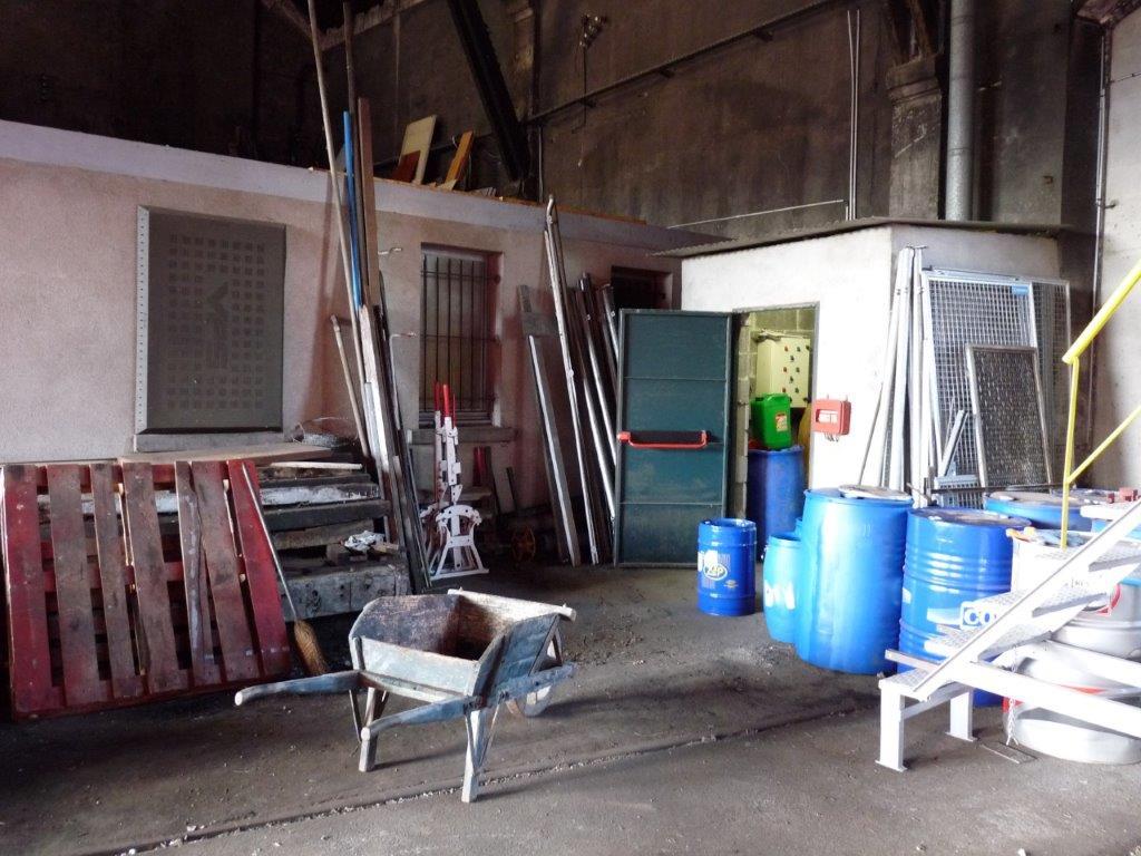 Nettoyage atelier